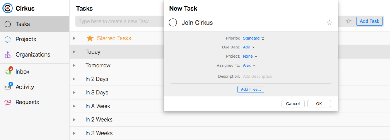 Getting Started with Cirkus 1