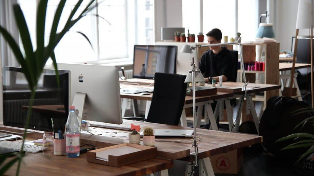 open work spaces promote healthy work environments and assist in building a good team culture